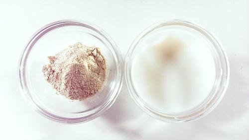 trắng da toàn thân bằng bột đậu đỏ